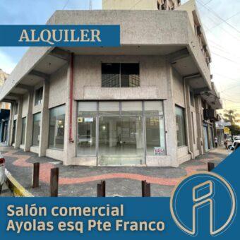 En pleno centro de Asunción